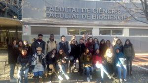 UAB-Facultat de Ciències - Pilar Monterde Costa